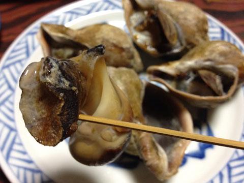貝 の 食べ 方 つぶ