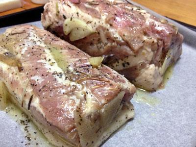 豚肉のハーブロースト2