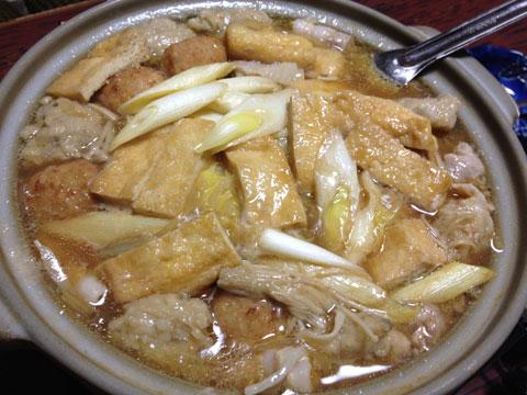 ちゃんこ鍋1