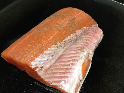 鮭のちゃんちゃん焼き用鮭