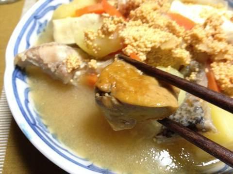カジカ汁(肝)