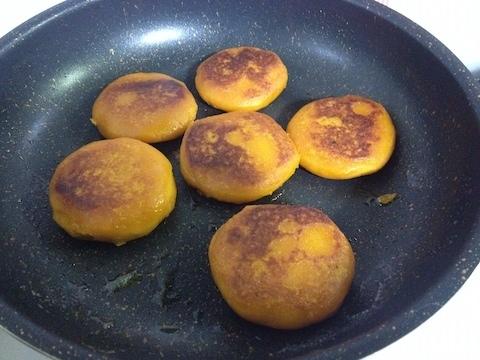 カボチャ餅6