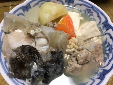真ダラの三平汁4