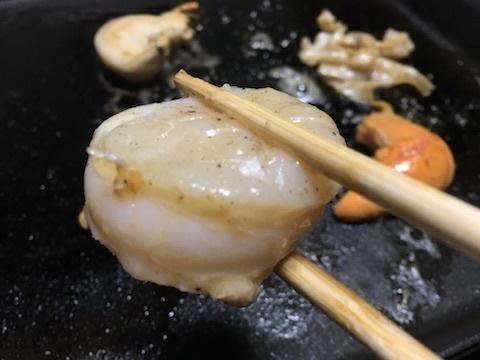 海鮮焼き(ホタテ2)