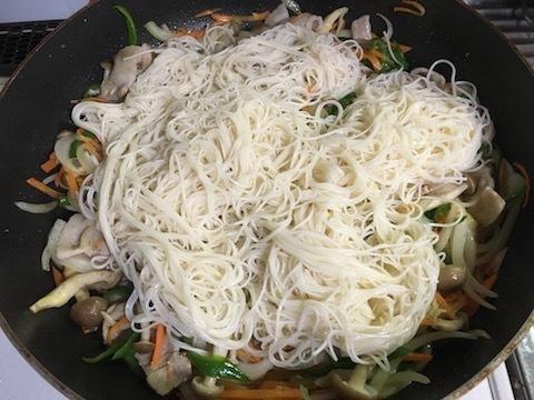 素麺チャンプルー5