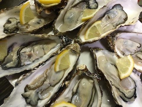 サロマ湖産の殻付き生牡蠣7