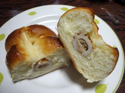 オンディーヌのちくわパン2
