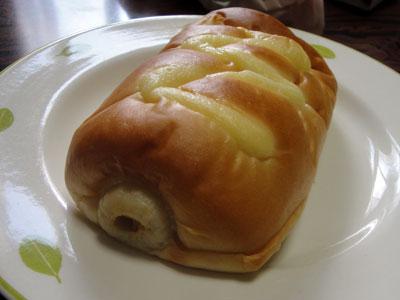 ロバパンのちくわパン2