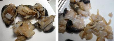 ホッキ貝4
