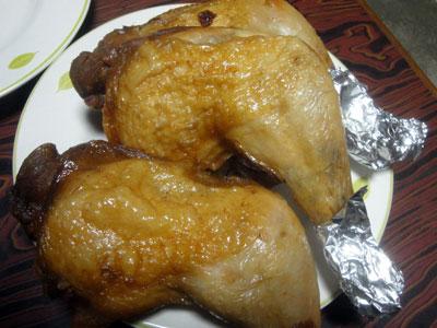さかた惣菜店の若鶏から揚げ