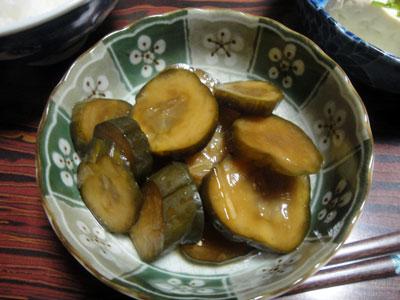 キューちゃん風漬物6
